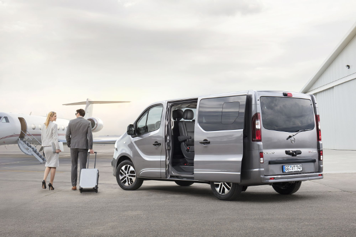 Opel Vivaro Tourer et Combi + : Business Class