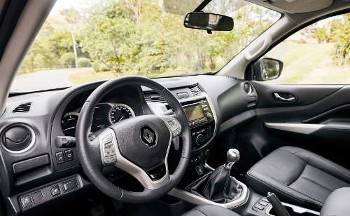 Essai Renault Alaskan dCi 190 BVA : intérieur