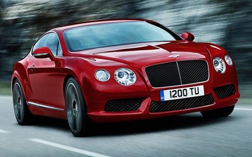 Les incontournables du Salon de Francfort 2017 (ep2) : Bentley Continental GT