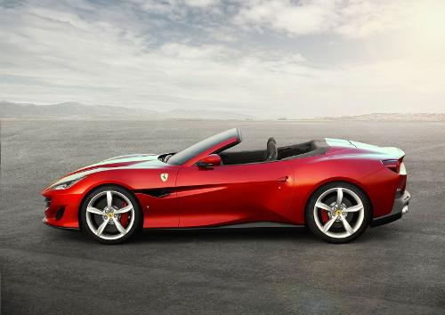 Les incontournables du Salon de Francfort 2017 (ep2) : Ferrari Portofino