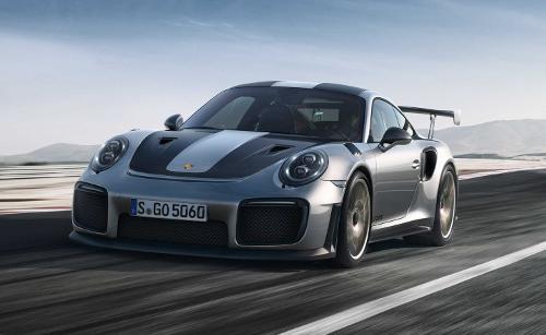 Les incontournables du Salon de Francfort 2017 (ep2) : Porsche 911 GT2 RS