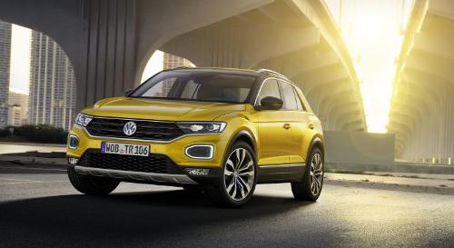 Les incontournables du Salon de Francfort 2017 (ep2) : Volkswagen T-Roc