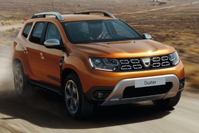 Dacia Duster 2 vue d'ensemble