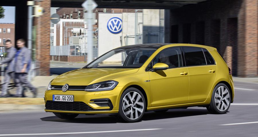 Essai Nouvelle Volkswagen Golf 7 millésime 2017 sur parcours mixte