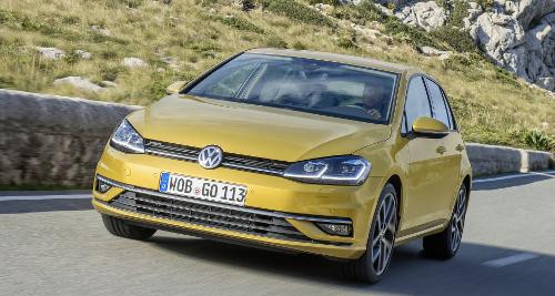 Essai Volkswagen Golf 7 : conduite