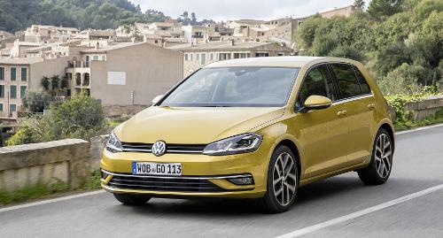 Essai Volkswagen Golf 7 : design