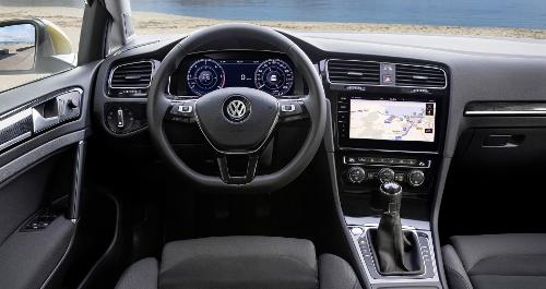 Essai Volkswagen Golf 7 : équipements