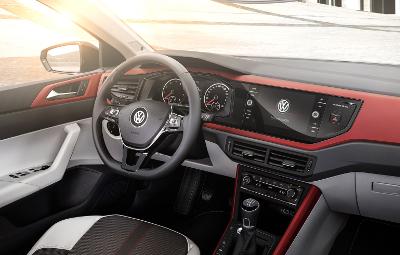 Essai Volkswagen Polo 6 2017 : intérieur