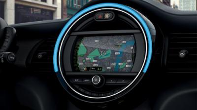 MINI Blackfriars écran système de navigation