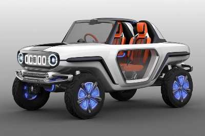 Concept-car Suzuki e-Survivor