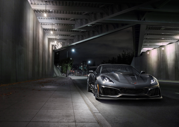 Chevrolet Corvette ZR1 : fin du suspense !