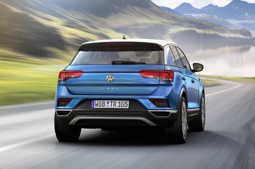 Essai Volkswagen T-Roc 2017 : conduite
