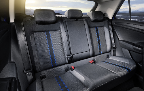 Essai Volkswagen T-Roc 2017 : intérieur