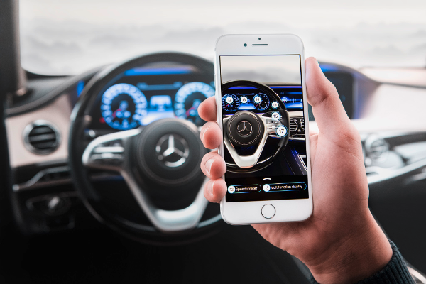 Mercedes : les nouveautés de son application