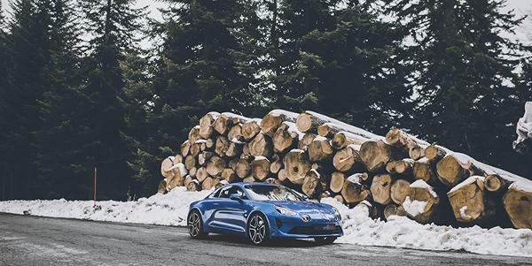 La mythique Alpine A110 : déjà une version sportive pour 2018