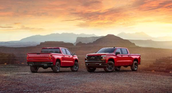 Chevrolet Silverado : le nouveau pick-up prêt à terrasser le Ford F150