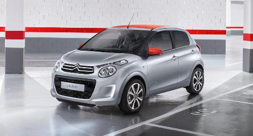 Citroën C1 offres de fin d'année 2017