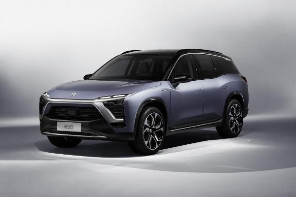 Nio : un nouveau rival de taille pour Tesla