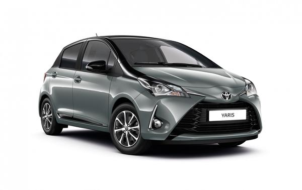 Toyota Yaris : la citadine s'offre une nouvelle finition