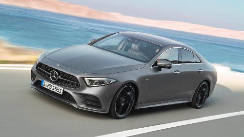Mercedes-Benz CLS troisième génération : extérieur
