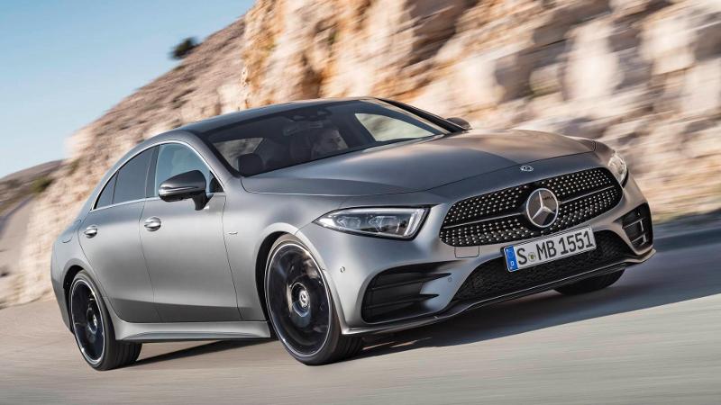 Mercedes CLS 3e génération : l'opération séduction est lancée