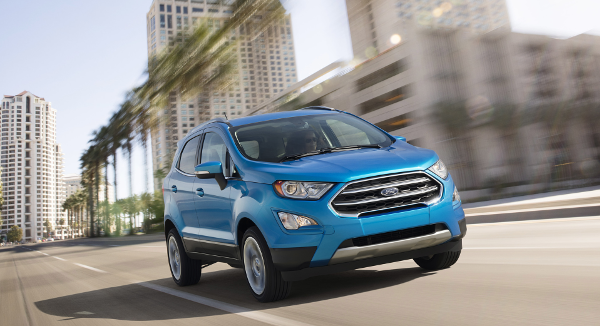 Ford EcoSport 1.0 EcoBoost 125 ch 2018