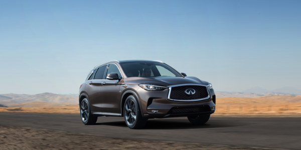 Infiniti QX50 : premier moteur à compression variable de série !