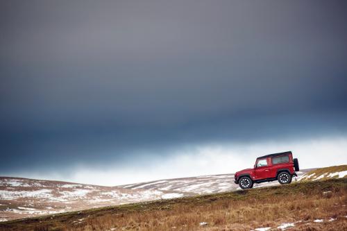 Land Rover Classic Defender V8 2018