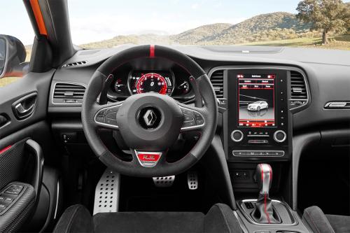Renault Mégane RS équipements