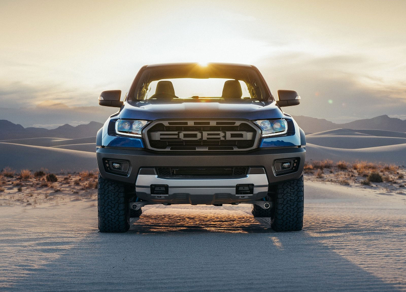 2018 : une version Raptor pour le Ford Ranger