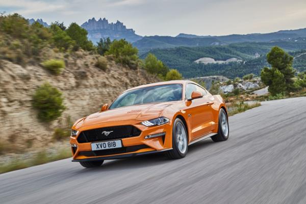 Ford Mustang 2018 : tous les détails dévoilés