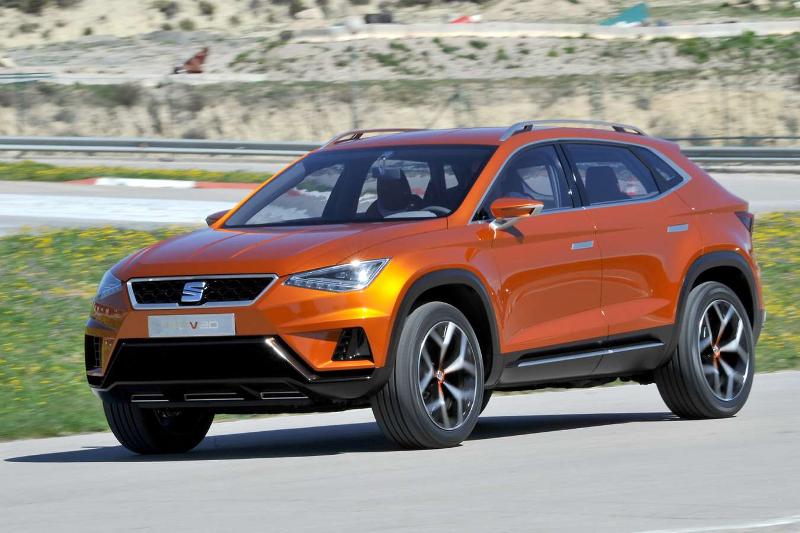 SEAT : un futur SUV 7 place nommé Tarraco