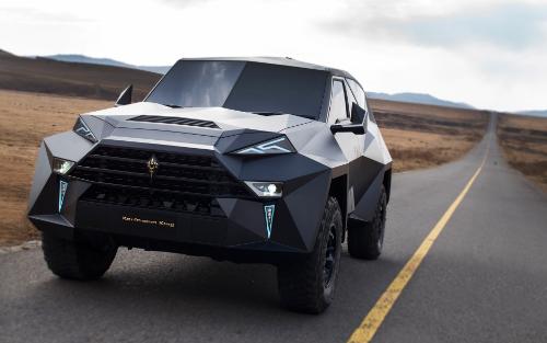 Le SUV Karlmann King : le plus cher au monde