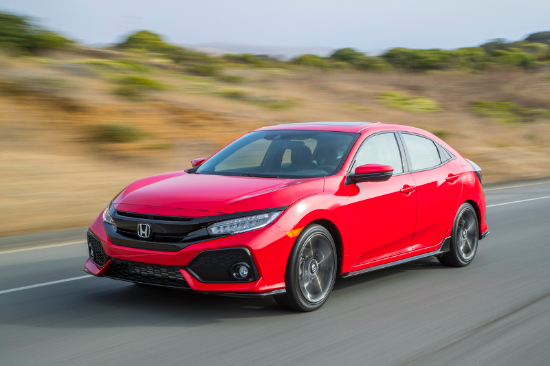 Honda Civic (2018)