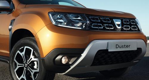 Essai nouveau Dacia Duster : design