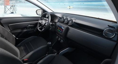 Essai nouveau Dacia Duster : intérieur