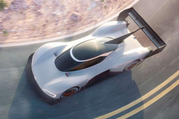 Volkswagen I.D. R Pikes Peak : prête à battre des records !