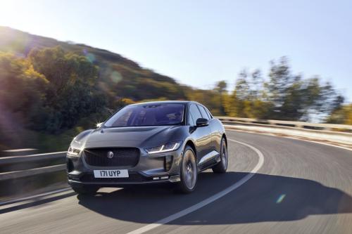 Jaguar I-Pace 100% électrique