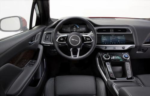 Jaguar I-Pace design intérieur