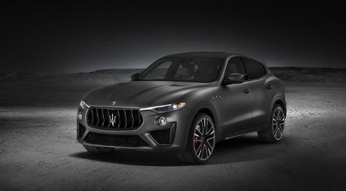 Maserati Levante Trofeo : un SUV animé par un V8 590 ch