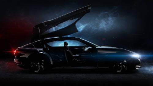 Le concept de luxe HK GT de Pininfarina