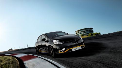 Renault Clio RS 18 : plus sportive que jamais