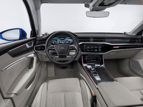 La nouvelle déclinaison de l'Audi A6 : le break A6 Avant 2018