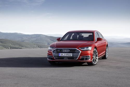 Audi A8 : voiture autonome de niveau 3