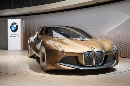 Concept BMW Linext : voiture autonome