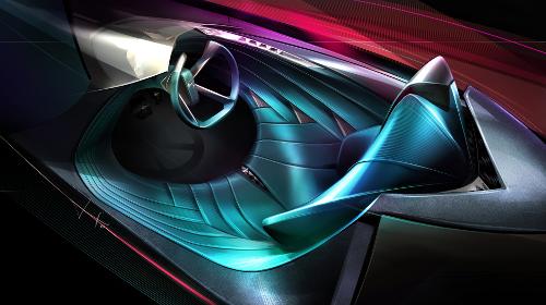 DS X E-Tense : la voiture du futur ?