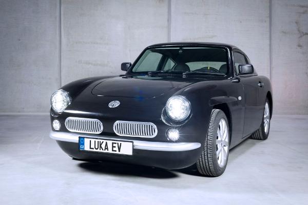 Luka EV : la voiture électrique vintage