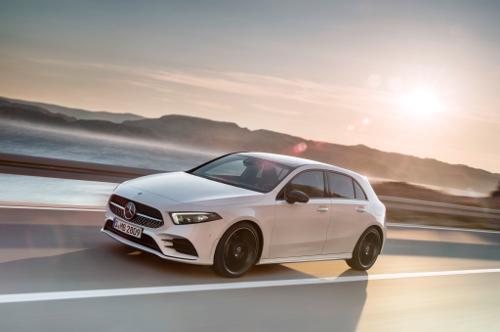 Mercedes Classe A : le design
