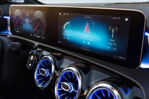 Mercedes Classe A : équipements de qualité