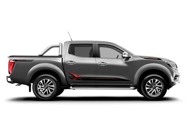 Nissan Navara : la gamme se renouvelle encore !